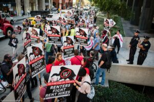 Organizing & Direct Action Works! The Latest Victory for Veritas Tenants