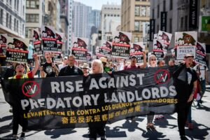 November 15: Rally to Roll Back the Rent!